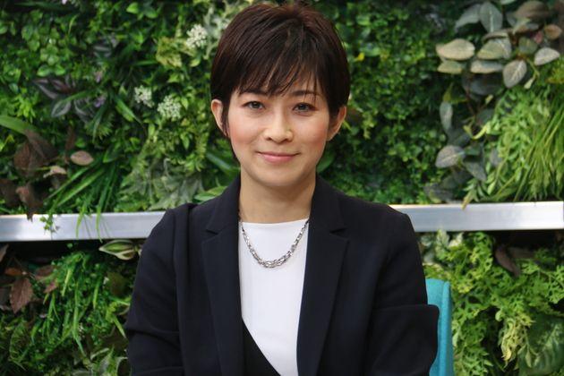 東京新聞の社会部記者、望月衣塑子さん