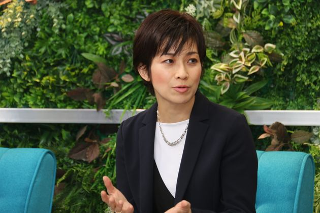 東京新聞社会部記者 望月衣塑子さん