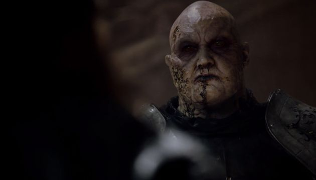 Gregor Clegane est encore plus monstrueux sous cette