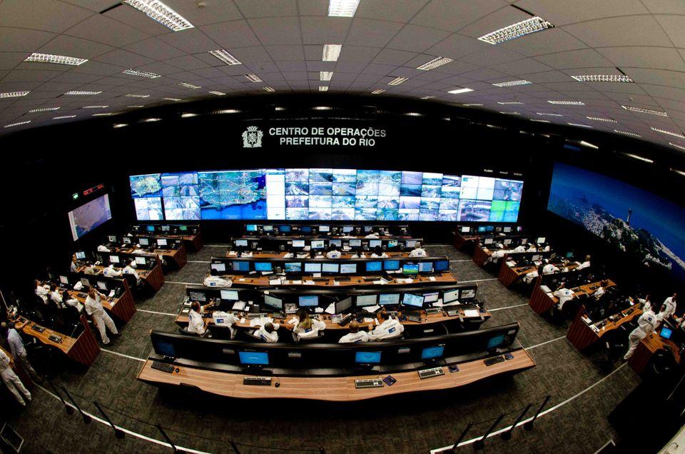 Operation Center Rio de
