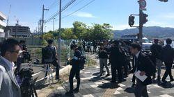 大津事故の記者会見、質問する記者の社名は公表すべきか
