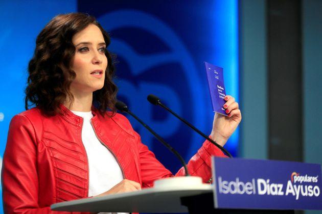 El PP retendría la Comunidad de Madrid con el apoyo de Cs y