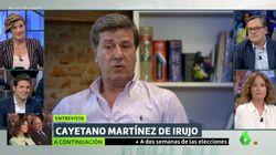 La sorprendente respuesta de Cayetano Martínez de Irujo a si prefiere monarquía o