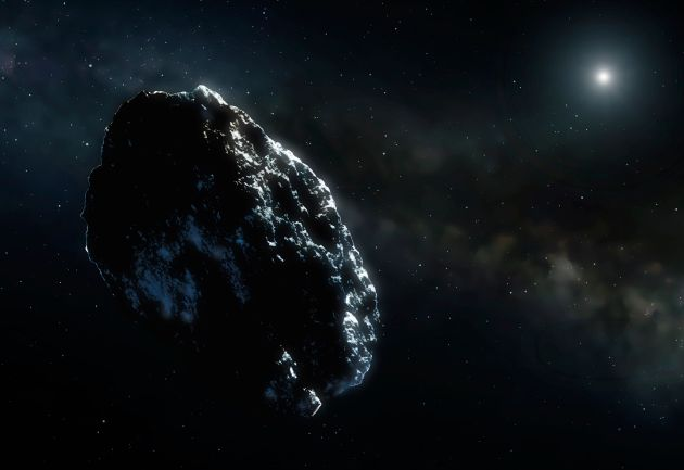 Βίντεο δείχνει τι θα συμβεί στη Γη αν πέσει πάνω της ο μεγαλύτερος αστεροειδής του Ηλιακού