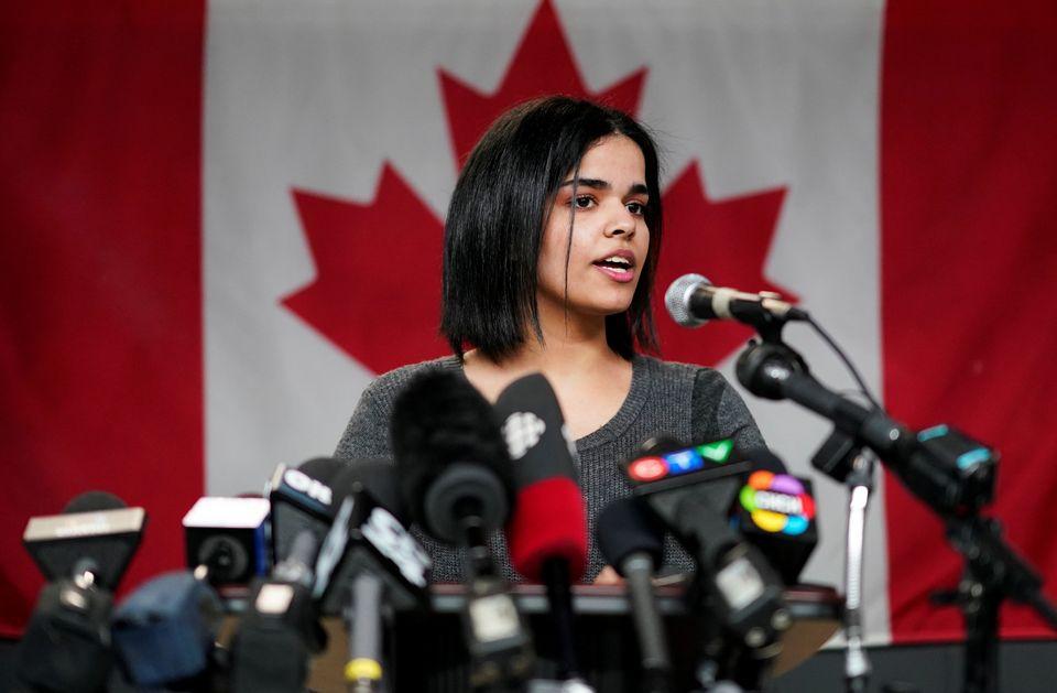 Η Rahaf Mohammed