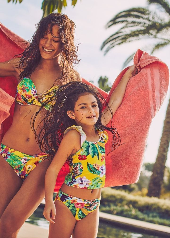 d0d479fecd Matalan Is Selling Matching Swimwear For The Entire Family ...