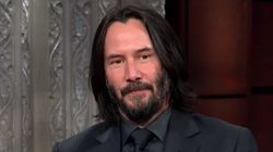 Keanu Reeves Leaves Stephen Colbert Speechless With An Incredible Reflection On