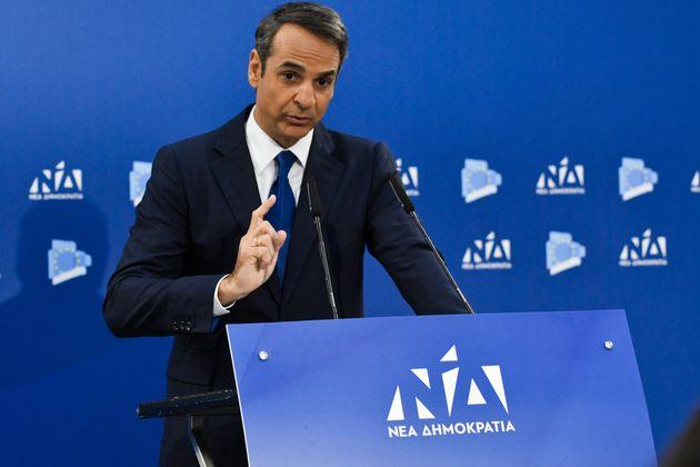 Μητσοτάκης: Ο ψεύτης Τσίπρας καταγγέλλει σύμβαση που ενέκρινε η κυβέρνησή του. Αθλιότητες τα περί 7ήμερης
