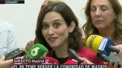 Ayuso manda un 'recado' a Ferreras en pleno directo (en 'Al Rojo Vivo')... y el periodista responde con un 'zasca'