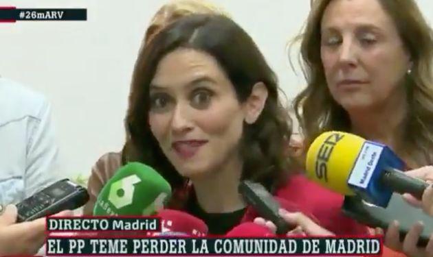 Ayuso manda un 'recado' a Ferreras en pleno directo (en 'Al Rojo Vivo')... y el periodista responde con...