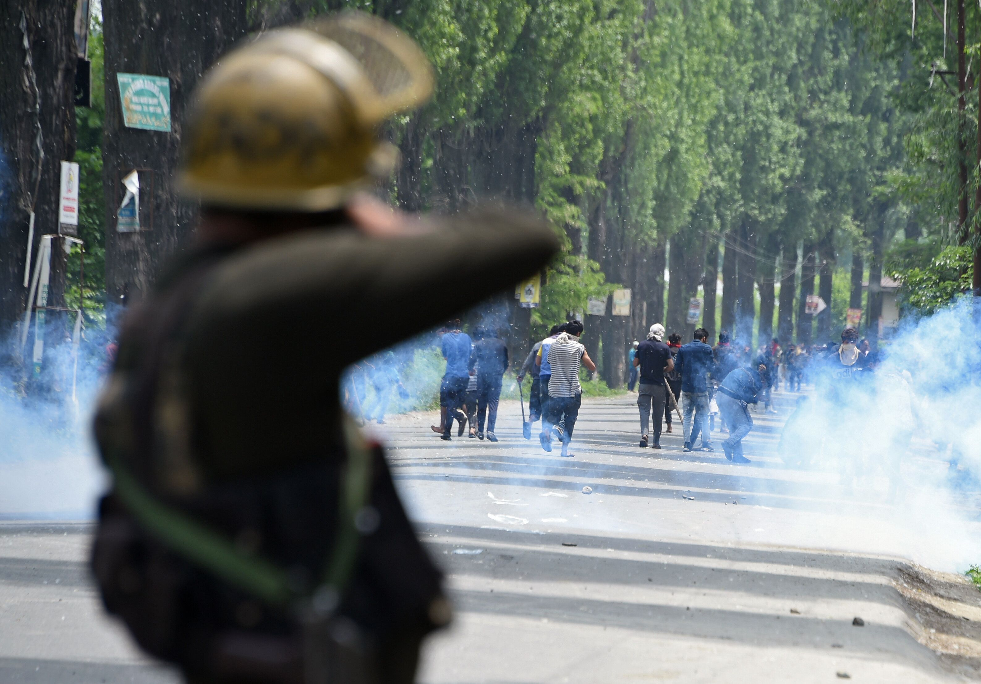Kashmir: Massive Protests Over Rape Of 3-Year-Old, At Least 12