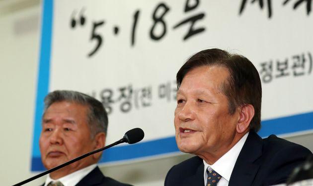 김용장 전 미국 정보요원