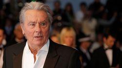 Une pétition lancée contre la Palme d'honneur pour Alain Delon, acteur