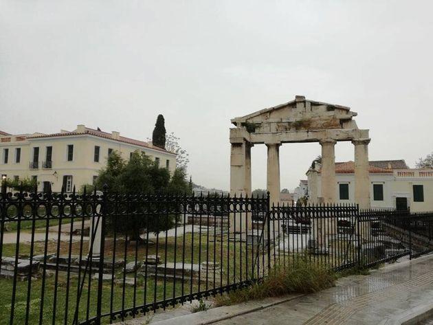 «Στη σκιά του αρχαίου κόσμου: Ενας περίπατος στη βυζαντινή