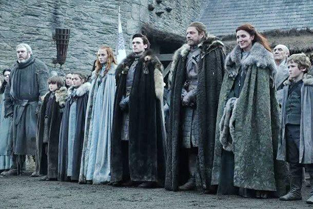 House Stark at