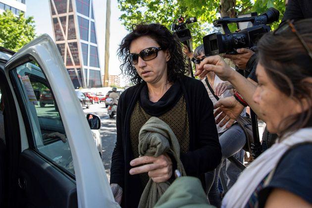 En libertad con medidas cautelares la mujer acusada de secuestrar a su