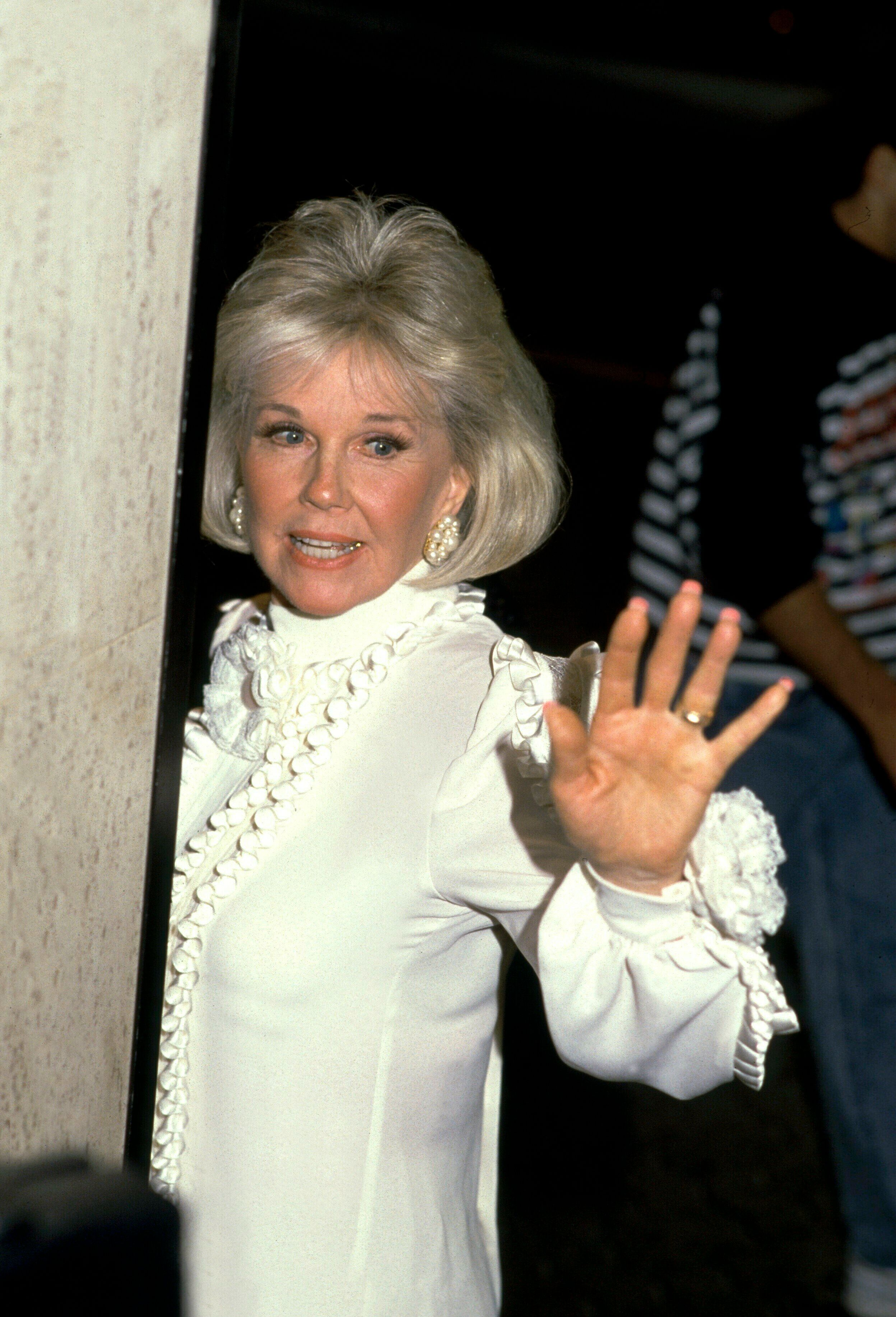 Πέθανε η ηθοποιός Ντόρις Ντέι σε ηλικία 97