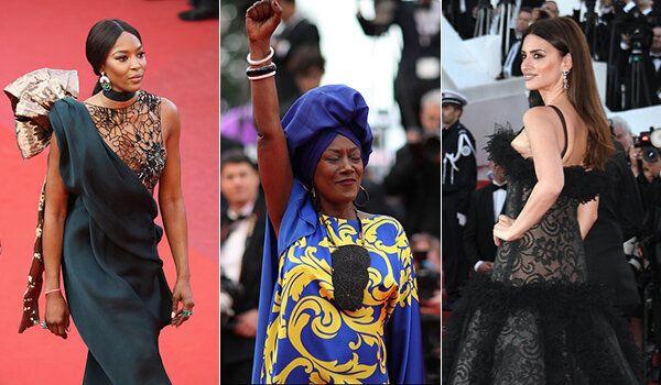 Cannes, i migliori look dell'edizione