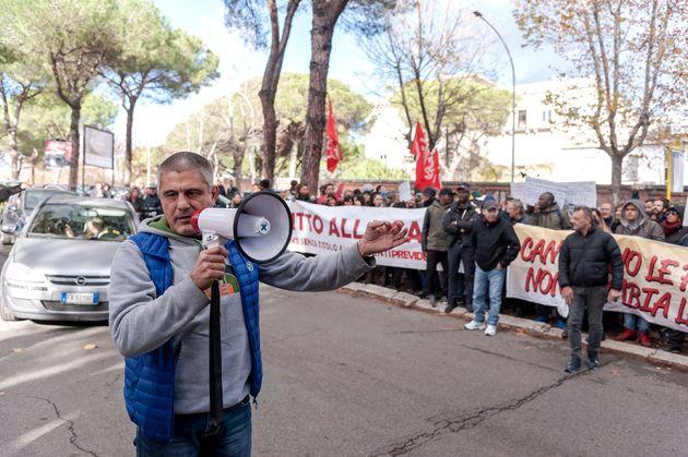 Stabile occupato a Roma, Andrea Alzetta: