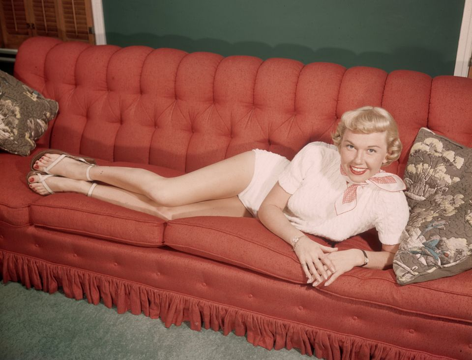 Westlake Legal Group 5cd97b3a24000059007e9e14 A Look Back At Doris Day's Life And Career In Photos