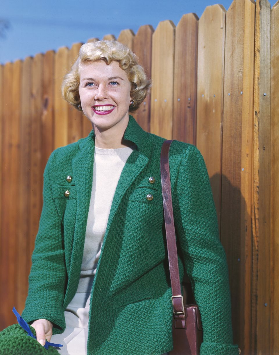 Westlake Legal Group 5cd97b6f2100003100d06638 A Look Back At Doris Day's Life And Career In Photos