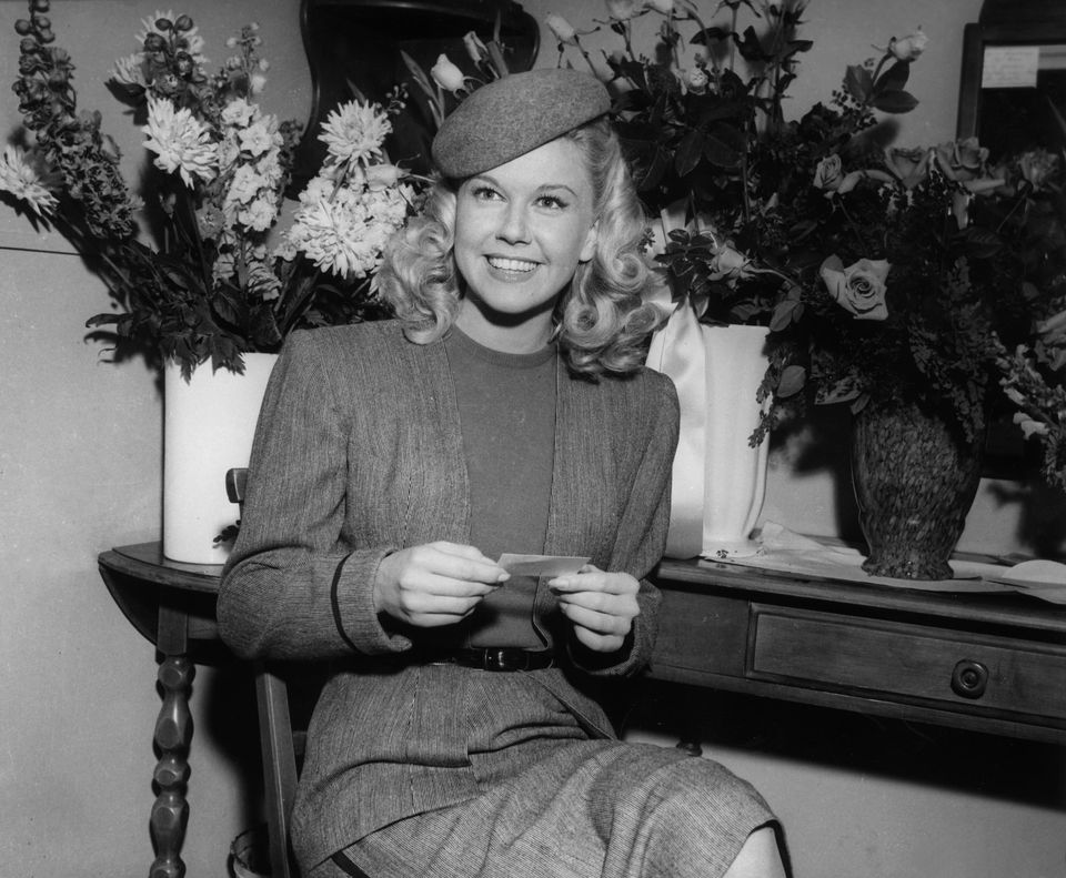Westlake Legal Group 5cd97be124000058007e9e1a A Look Back At Doris Day's Life And Career In Photos