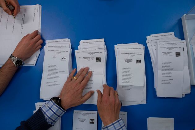 ¿Qué es un voto nulo, un voto en blanco y la