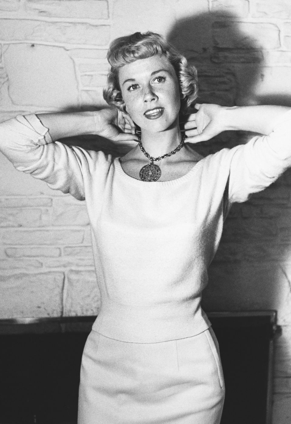 Westlake Legal Group 5cd97d1c2100003500d06641 A Look Back At Doris Day's Life And Career In Photos