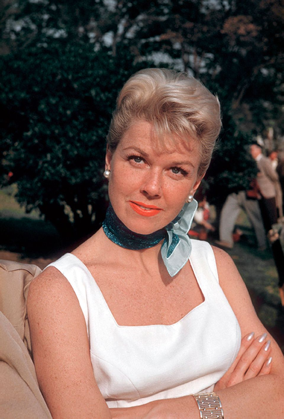 Westlake Legal Group 5cd97dc62100005900802520 A Look Back At Doris Day's Life And Career In Photos