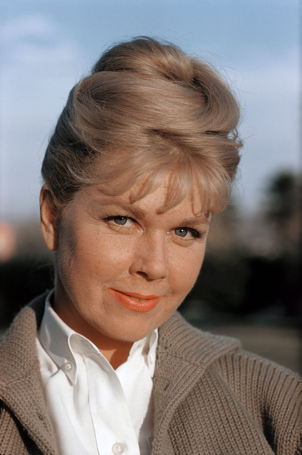 Westlake Legal Group 5cd97de12100005800802521 A Look Back At Doris Day's Life And Career In Photos