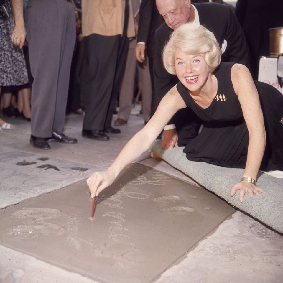Westlake Legal Group 5cd97e2524000059007e9e26 A Look Back At Doris Day's Life And Career In Photos