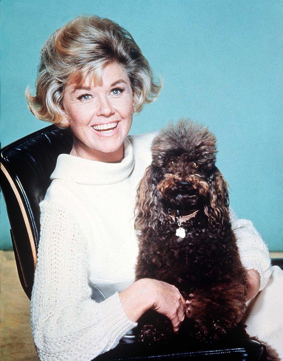 Westlake Legal Group 5cd97e8424000059007e9e28 A Look Back At Doris Day's Life And Career In Photos