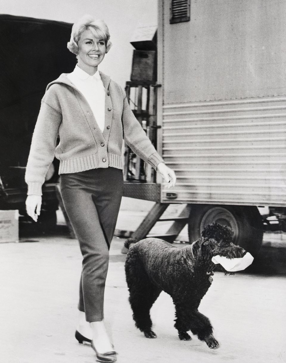 Westlake Legal Group 5cd981082100002f0080252f A Look Back At Doris Day's Life And Career In Photos