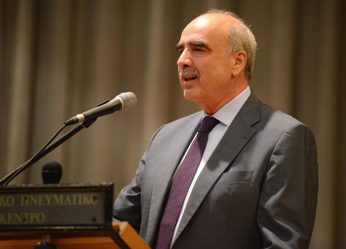 Βαγγέλης Μεϊμαράκης: Η ΝΔ απέναντι στις αντισυστημικές και ακροδεξιές