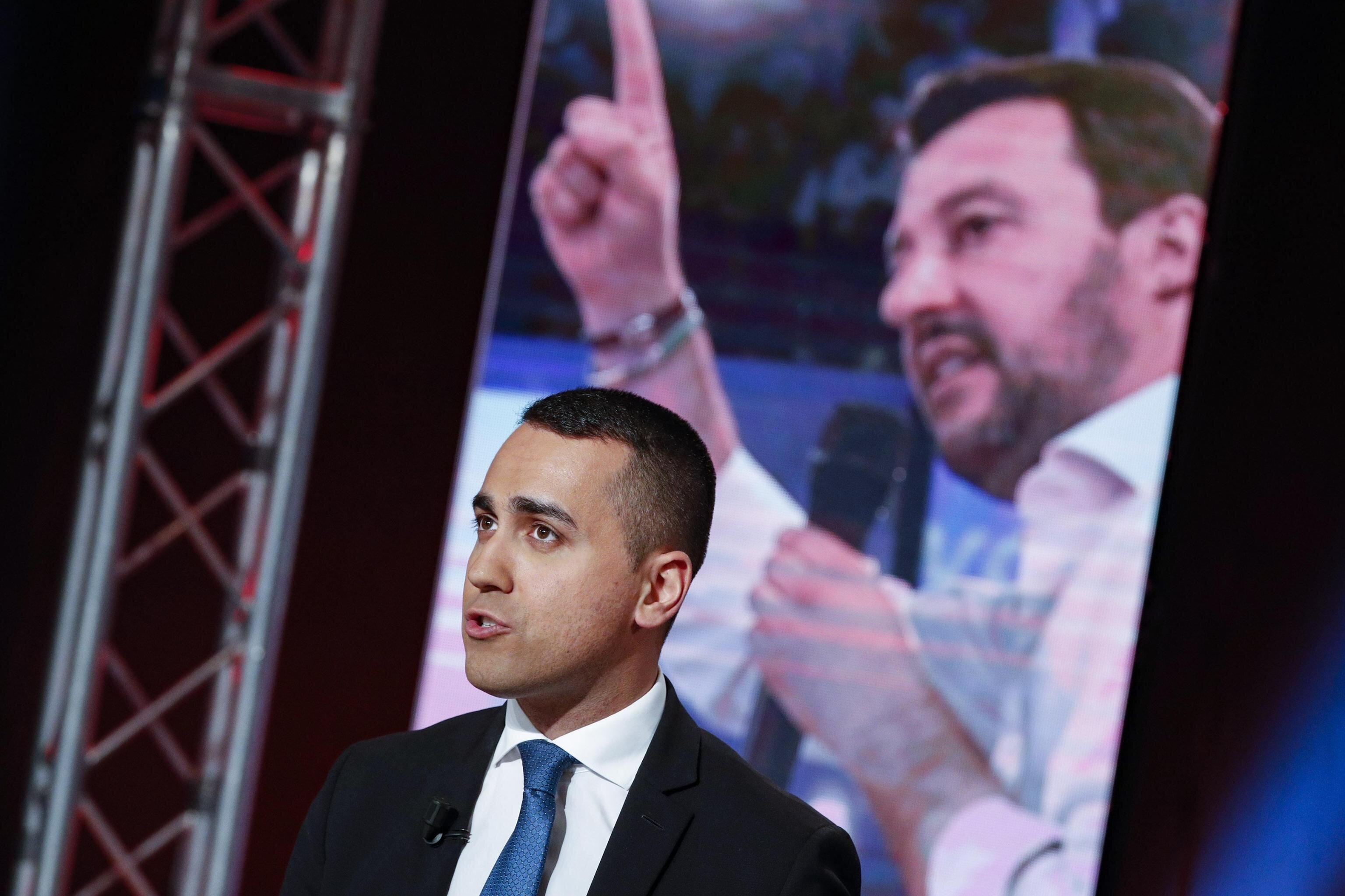 Di Maio a Salvini: datti una