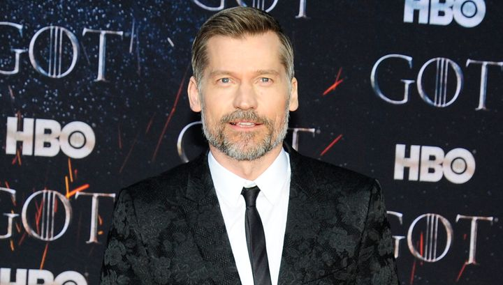 "Nikolaj Coster-Waldau at the New York ""Game of Thrones"" premiere on April 3, 2019."