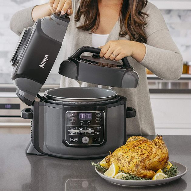 This Combo Air Fryer-Pressure Cooker Gadget Is $80 Off Today
