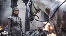 Arya's White Horse Scene Sparked 'Old Town Road'
