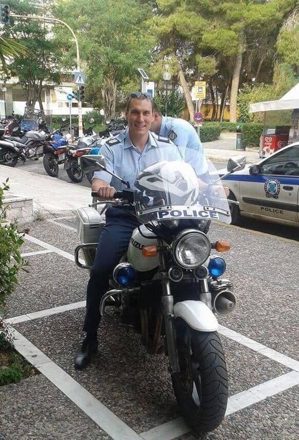 Ο αστυνομικός Νίκος