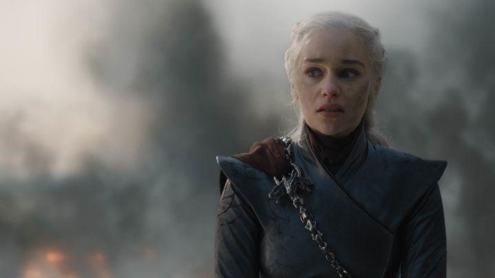 """Emilia Clarke in """"Game of Thrones."""""""