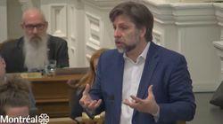 Luc Ferrandez lance un nouveau «f***» devant le conseil