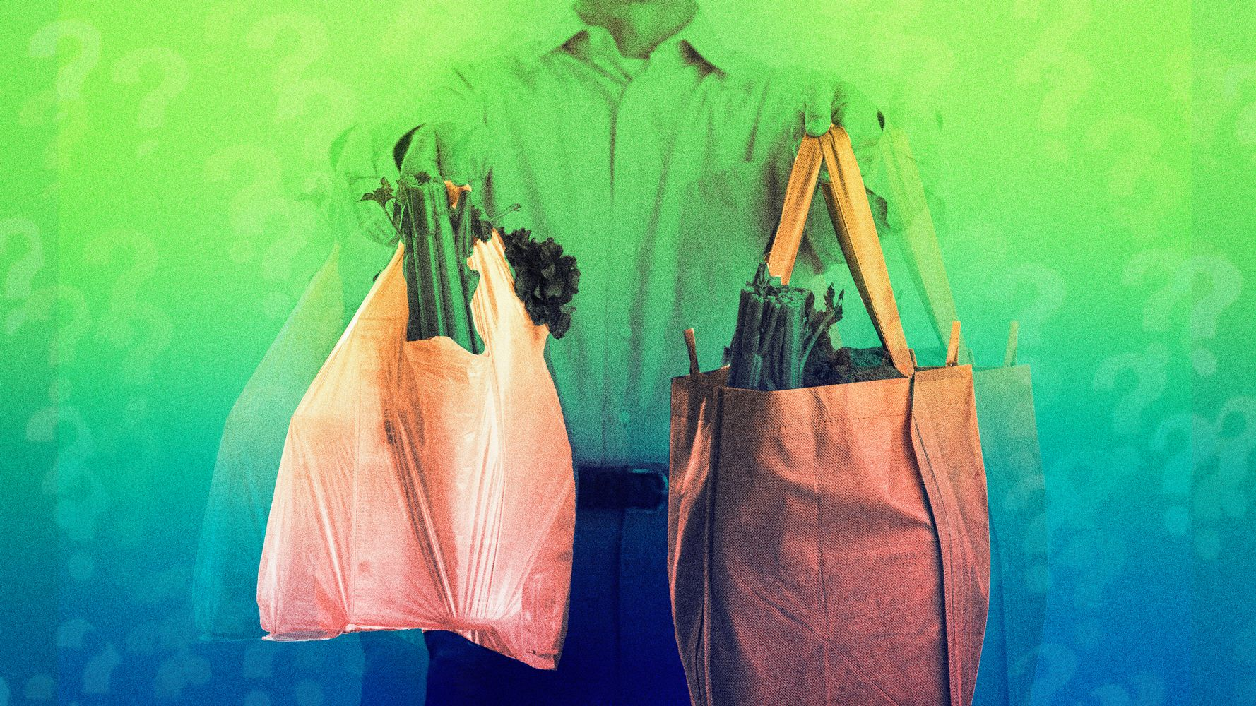 Are Plastic, Paper Or Reusable Bags Better For The