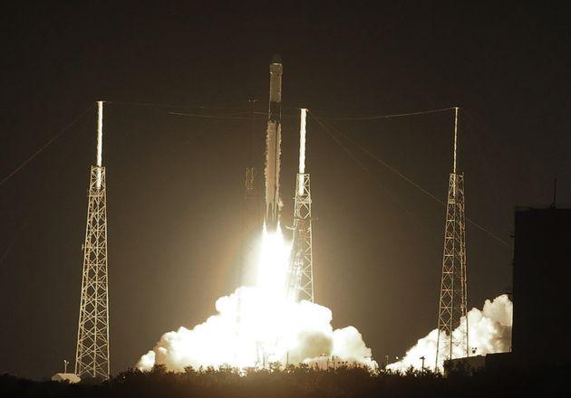 Une fusée Falcon 9 sera utilisée pour apporter les satellites dans