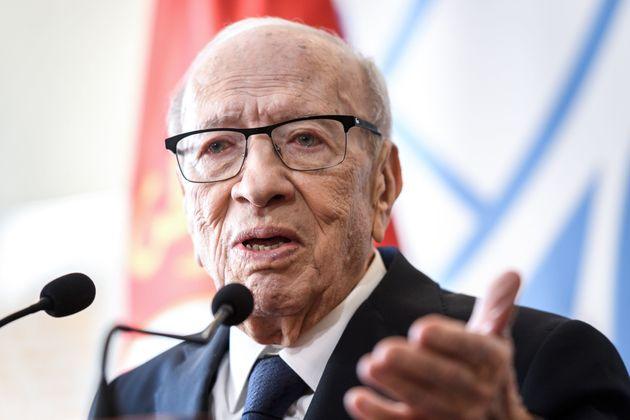 Béji Caïd Essebsi : La Tunisie n'a aucun agenda en