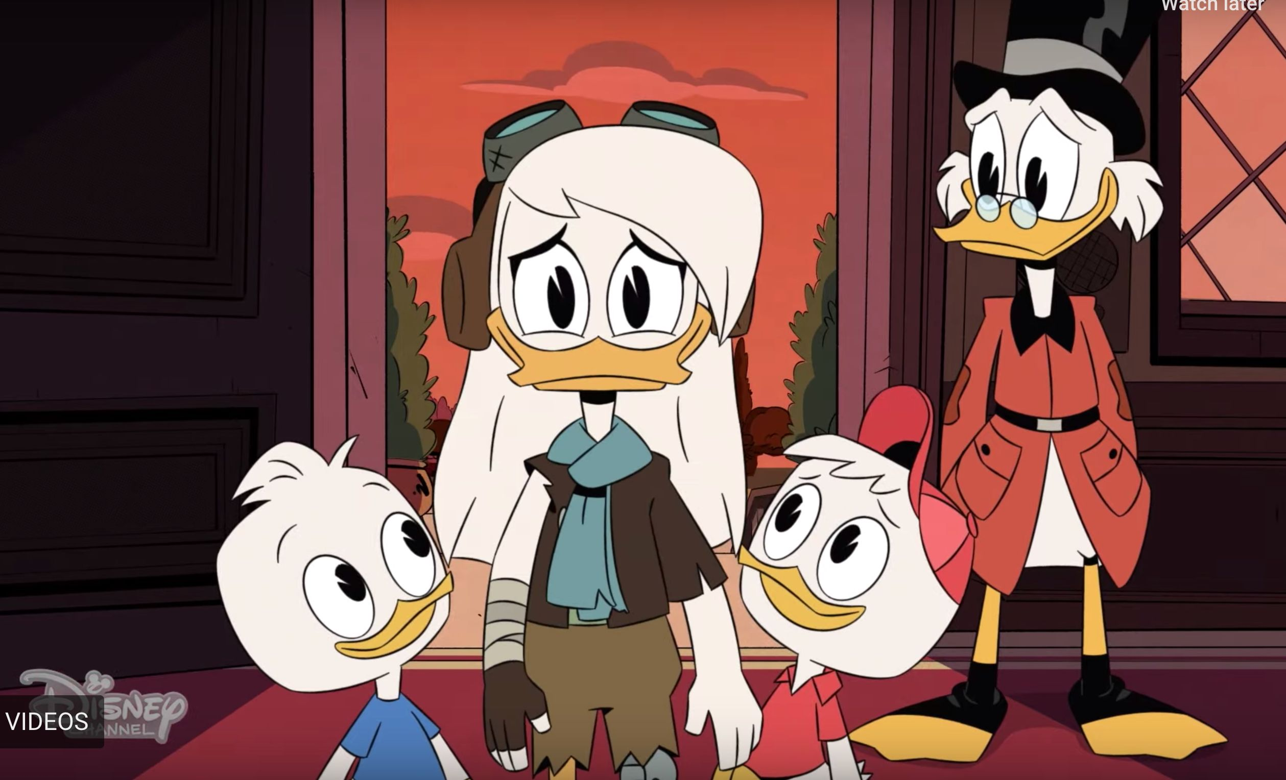 Duck Tales Preview