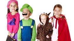 Looking For A Kid's Halloween Costume? Try Swapping For