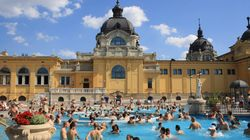 What Those Budapest Bathhouses Are Really