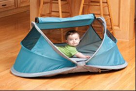 The Infant Travel Bed That's a Danger to Your