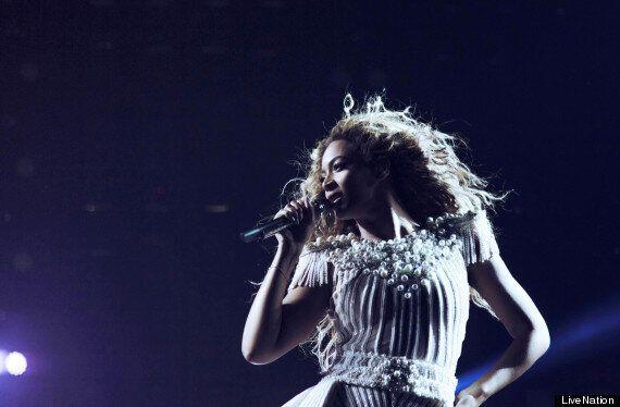 Beyoncé or Mrs. Carter -- She's Still a