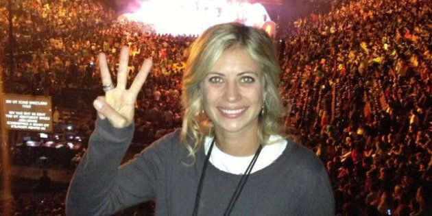 UK We Day: Holly Branson Partners With Free The Children To Bring The Event